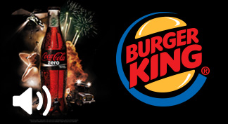 Coca-Cola Zero – Burger King