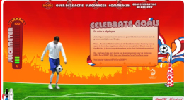 Coca-Cola – Internet Game 'Juichmeter'