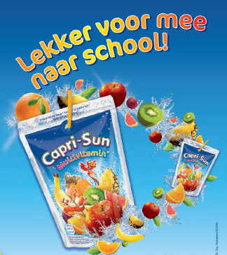Capri-Sun – Back to School
