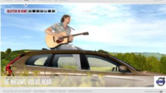 Volvo XC 60 – Web Content