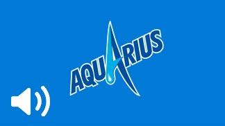 Aquarius – Radio commercials Juni 2016