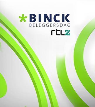 Binck Beleggersdag 2016