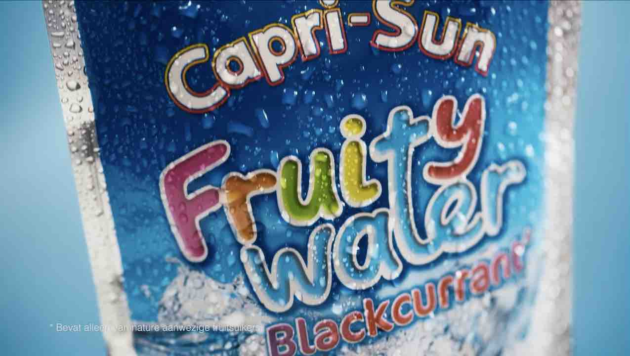 Capri-Sun – Fruity Water